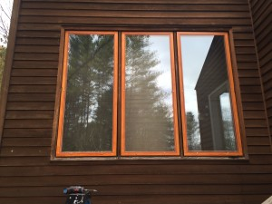 Casement windows after EP and Frames